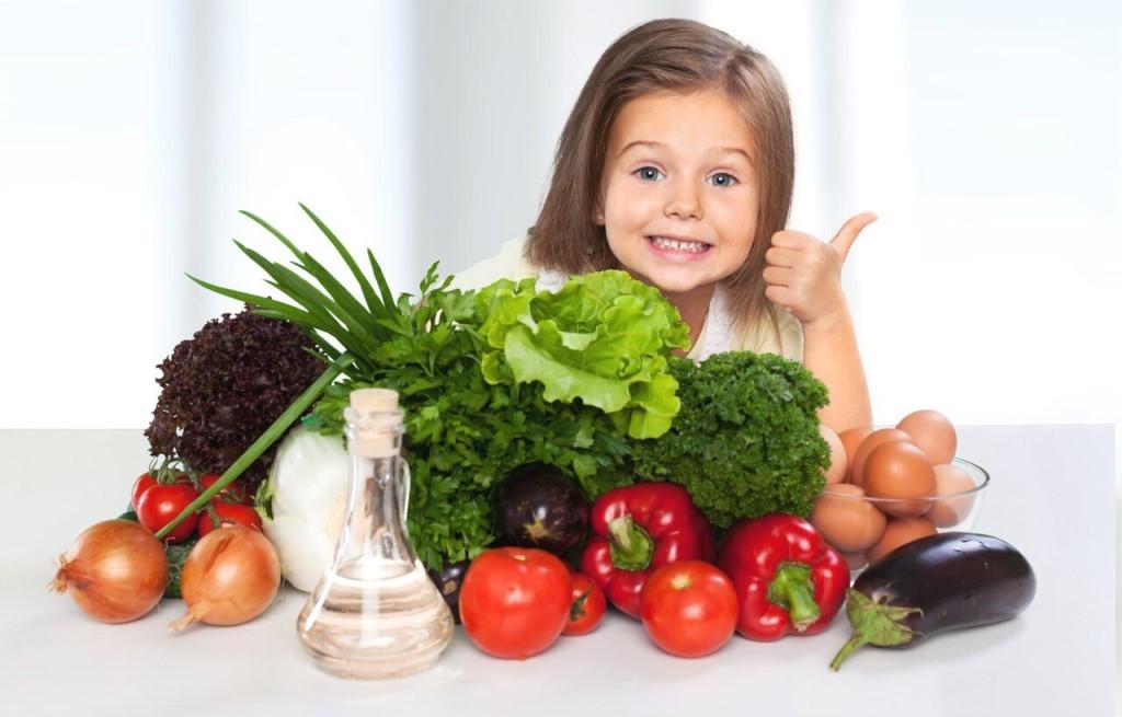 Картинка дети здоровое питание